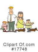 Family Clipart #17748 by djart