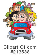 Family Clipart #213538 by visekart