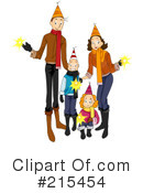 Family Clipart #215454 by BNP Design Studio