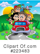 Family Clipart #223483 by visekart