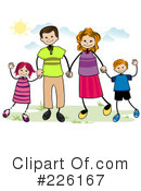 Family Clipart #226167 by BNP Design Studio