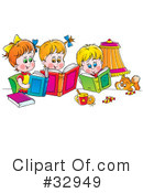 Family Clipart #32949 by Alex Bannykh