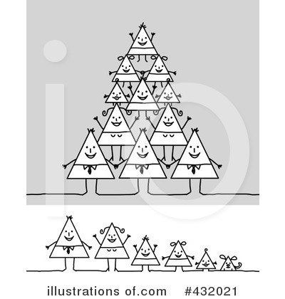 Pyramids Clipart #432021 by NL shop