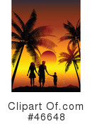 Family Clipart #46648 by KJ Pargeter
