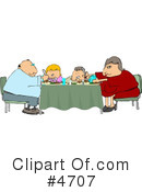 Family Clipart #4707