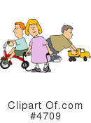 Family Clipart #4709