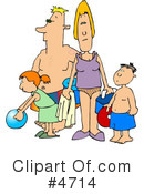 Family Clipart #4714