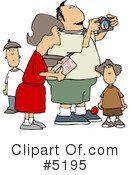 Family Clipart #5195