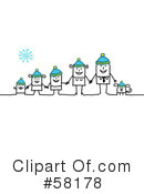 Family Clipart #58178 by NL shop