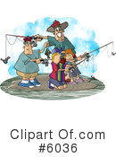 Royalty-Free (RF) family Clipart Illustration #6036