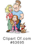 Family Clipart #63695
