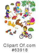 Family Clipart #63918 by Alex Bannykh