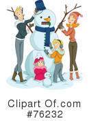 Family Clipart #76232 by BNP Design Studio