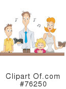 Family Clipart #76250 by BNP Design Studio