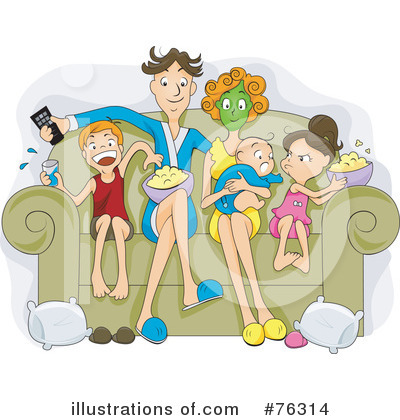 Living Room Clipart #76314 by BNP Design Studio