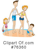 Family Clipart #76360
