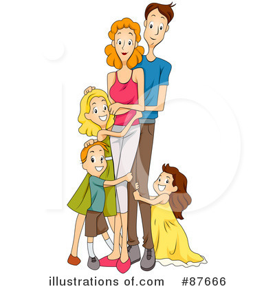 Mother Clipart #87666 by BNP Design Studio