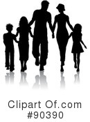 Family Clipart #90390