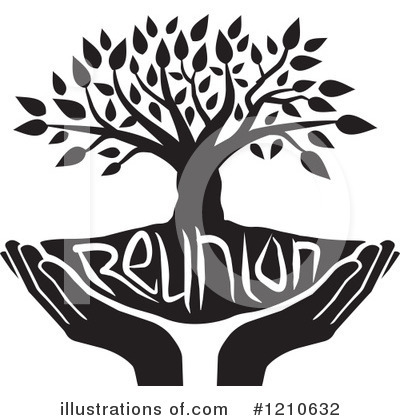 Genealogy Clipart #1210632 by Johnny Sajem