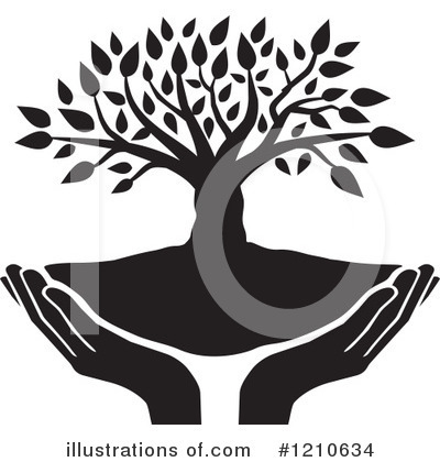 Genealogy Clipart #1210634 by Johnny Sajem