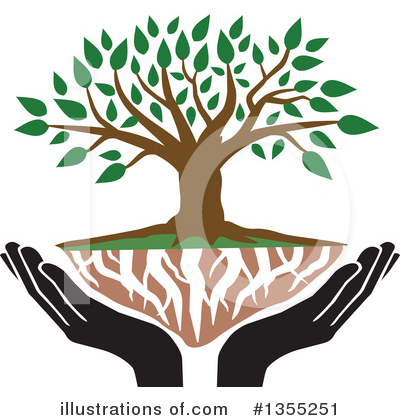 Genealogy Clipart #1355251 by Johnny Sajem