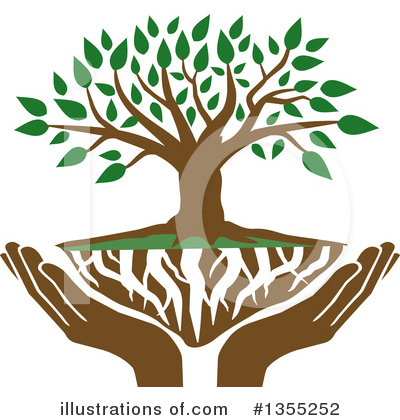 Genealogy Clipart #1355252 by Johnny Sajem