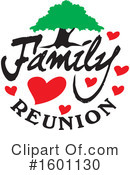 Family Tree Clipart #1601130 by Johnny Sajem