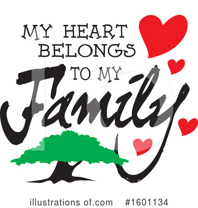 Family Reunion Clipart #1601134 by Johnny Sajem