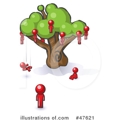 Family Tree Clipart #47621 by