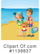 Family Vacation Clipart #1138837 by Graphics RF