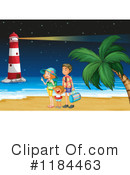 Family Vacation Clipart #1184463 by Graphics RF