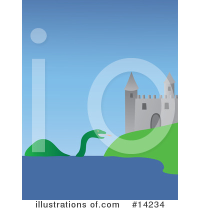 Royalty-Free (RF) Fantasy Clipart Illustration by Rasmussen Images - Stock Sample #14234