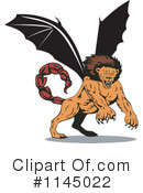 Fantasy Creature Clipart #1145022 by patrimonio