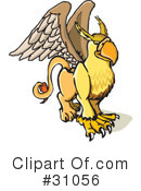 Fantasy Creature Clipart #31056 by PlatyPlus Art