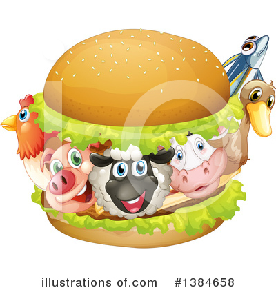 Cow Clipart #1384658 by Graphics RF