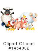 Farm Animal Clipart #1464002