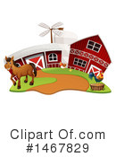 Farm Animal Clipart #1467829 by Graphics RF