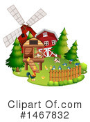 Farm Animal Clipart #1467832 by Graphics RF