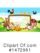 Farm Animal Clipart #1472961 by Graphics RF