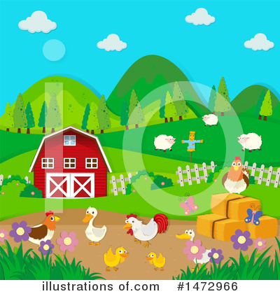 Sheep Clipart #1472966 by Graphics RF