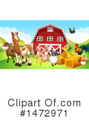 Farm Animal Clipart #1472971 by Graphics RF