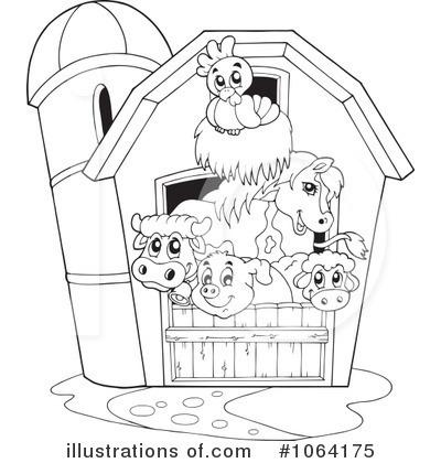 Farm Animals Clipart 1064175