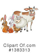 Farm Animals Clipart #1383313