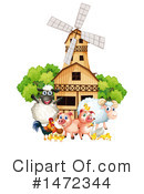 Farm Animals Clipart #1472344 by Graphics RF