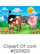 Farm Animals Clipart #220623