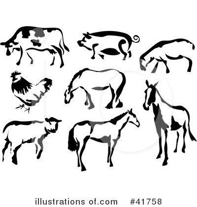 Cows Clipart #41758 by Prawny