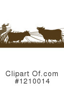 Farm Clipart #1210014 by AtStockIllustration