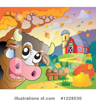 Farm Clipart #1228530 by visekart