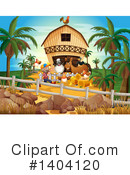 Farm Clipart #1404120 by Graphics RF