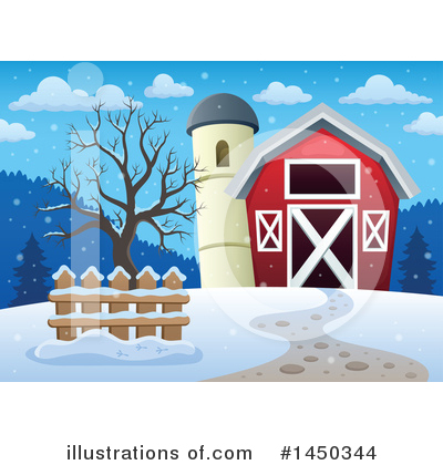Snow Clipart #1450344 by visekart